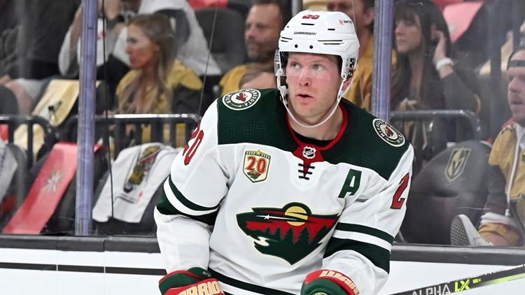 Ryan Suter posts heartfelt letter to Minnesota