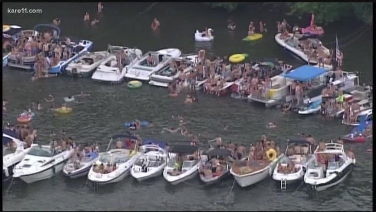 Health officials investigate reported illness possibly related to Lake Minnetonka
