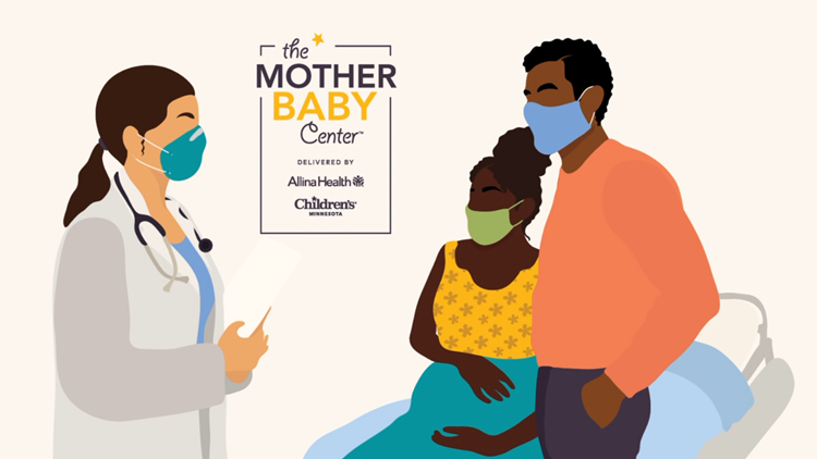 The Mother Baby Center gets a new look