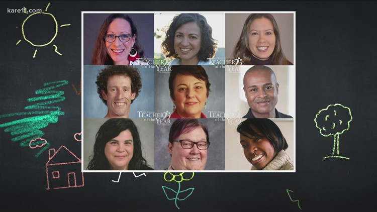Introducing the final nominees for MN Teacher of the Year