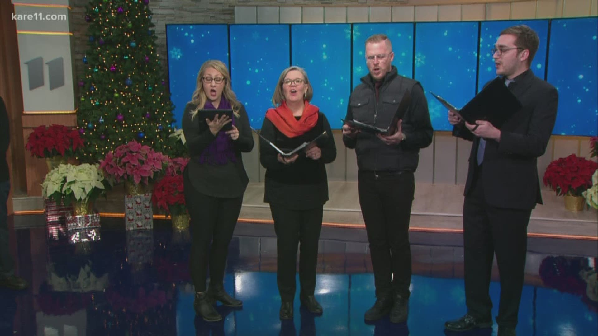 Christmas Concerts Minneapolis 2020 VocalEssence welcomes Christmas concert series | kare11.com