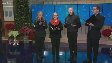VocalEssence welcomes Christmas concert series
