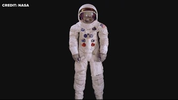 U of M students work with NASA on new space suit