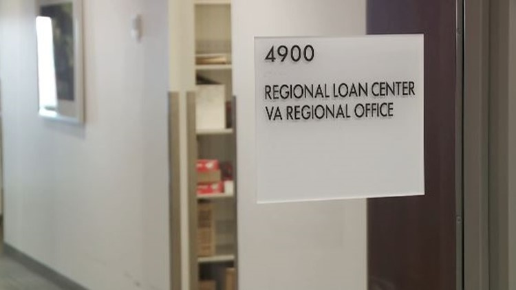 VA Loans St. Paul Regional Office