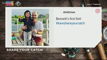 KARE Share your Catch 6-16-18