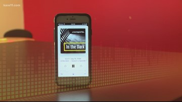 Locally produced 'In the Dark' podcast gets national spotlight