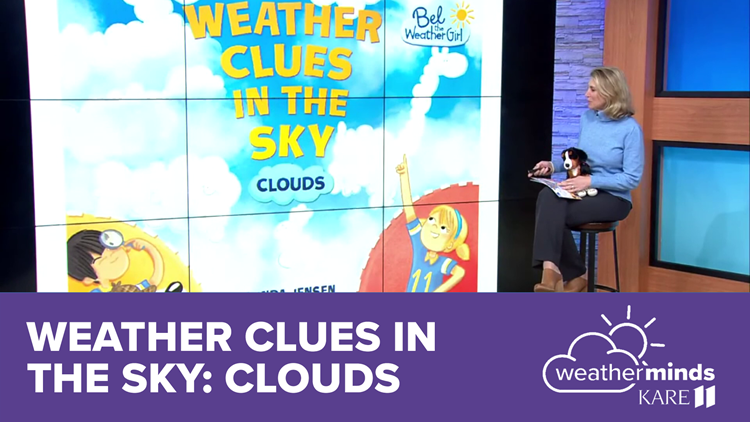 WeatherMinds Books: Weather Clues in the Sky