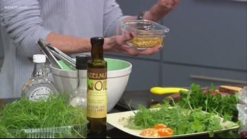 Rye Berry Salad from Chef Beth Dooley