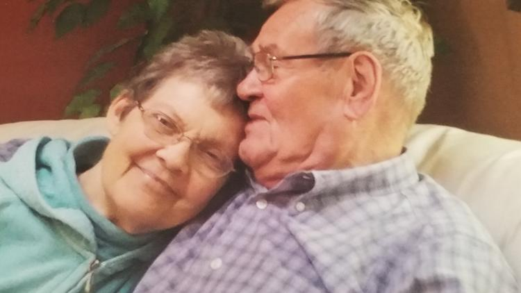 How a Minnesota couple's longtime love story survived COVID-19