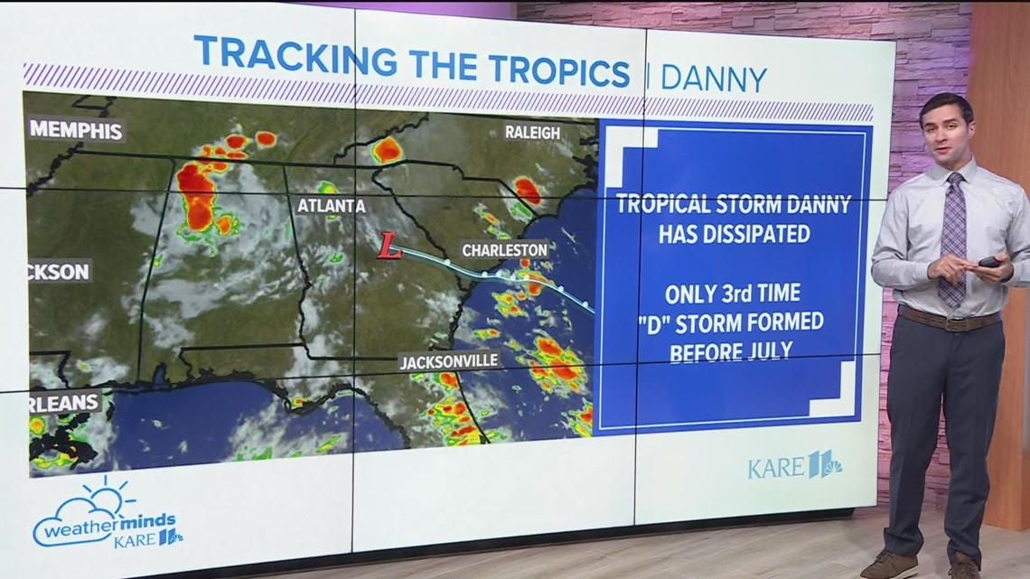 WeatherMinds: Tropical Storm Season