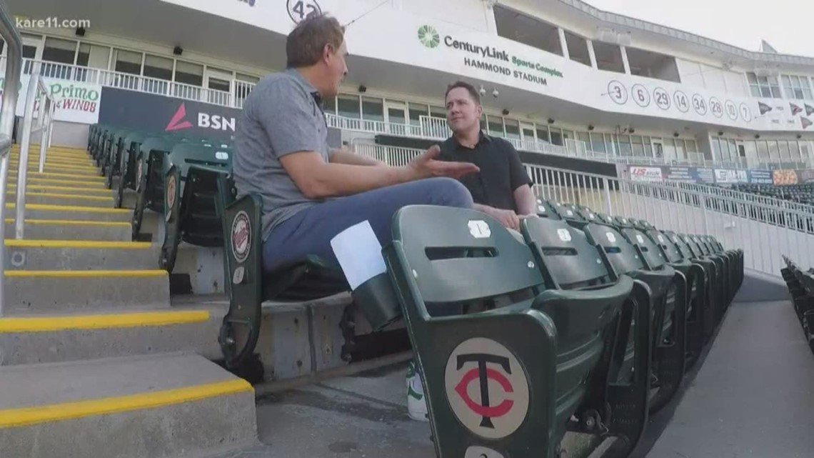 Twins gear up for season in spring training
