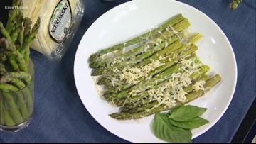 Asparagus & Avocado toast