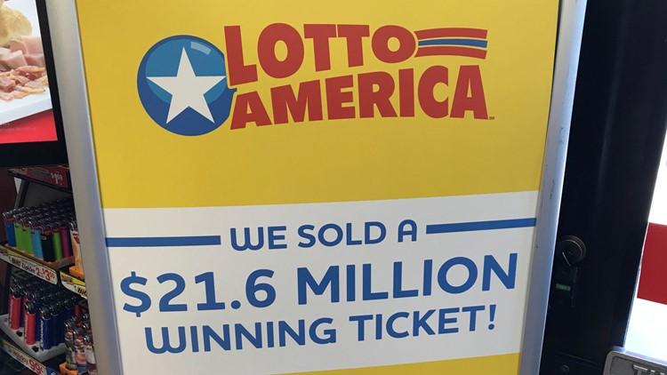 Ramsey store sells $21.6 million lottery ticket