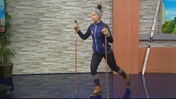 Keeping workouts from cooling off as temps drop