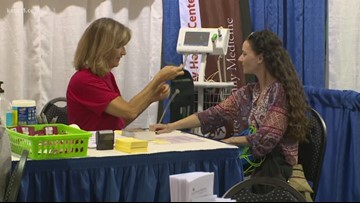 Get free blood pressure checks at HealthFair 11