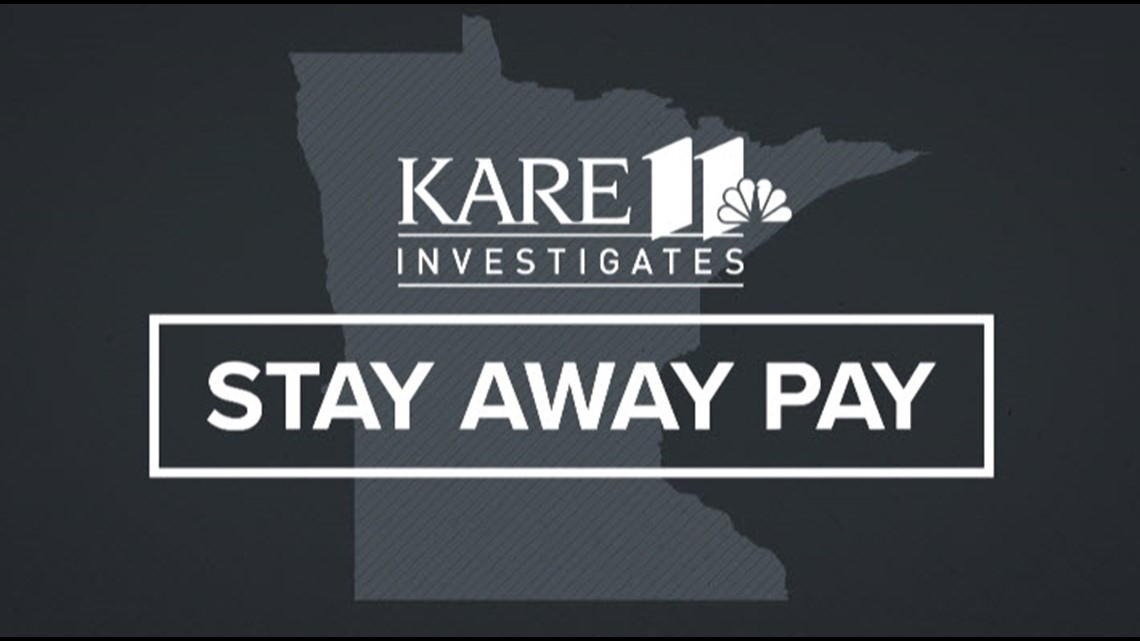 'Stay Away Pay' costs taxpayers millions