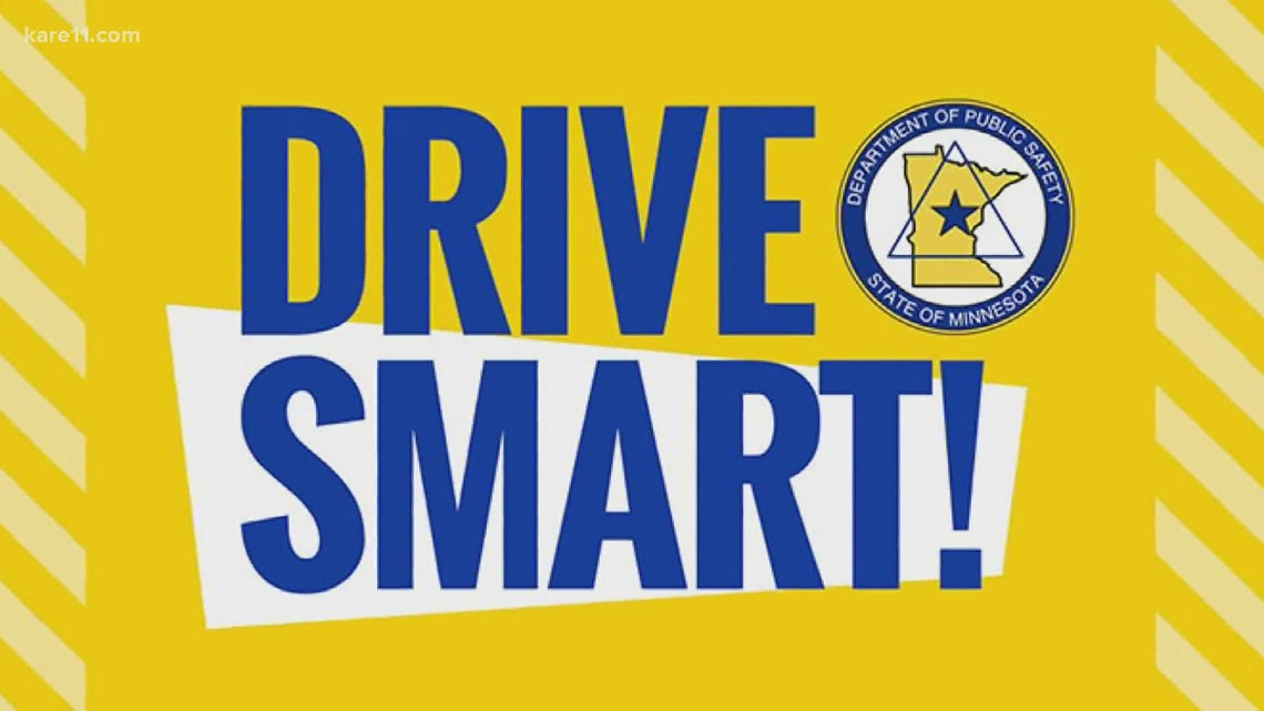Minnesota launches 'Drive Smart' distracted driving campaign