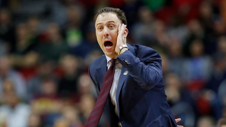 NCAA Minnesota Louisville Basketball
