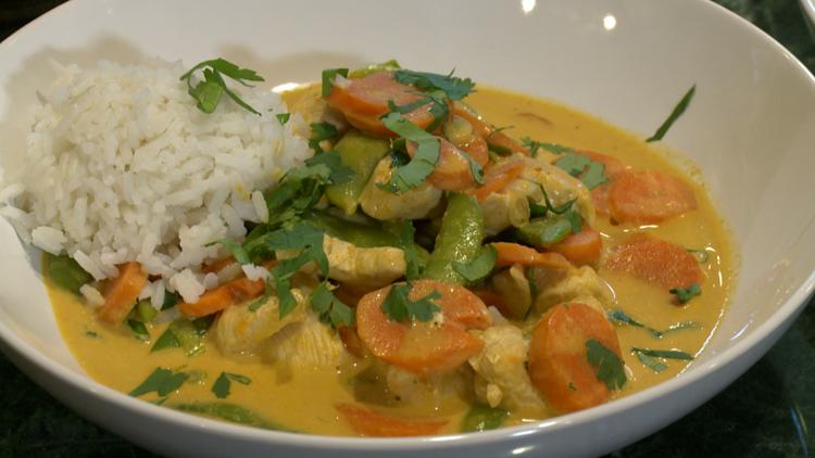 Freak Flag Foods Chicken Coconut Curry Stew