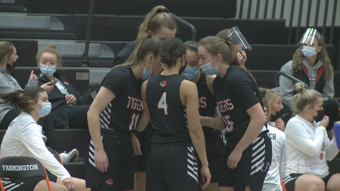 Farmington girls basketball has unfinished business in postseason