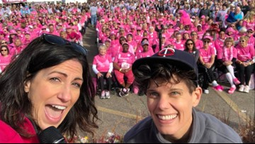 Join KARE 11 at the Susan G. Komen Race for the Cure