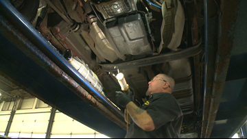 After theft, businesses help get Mpls nonprofit's vans back on the road