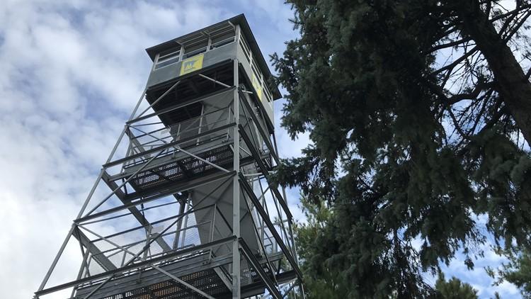 DNR Fire Tower