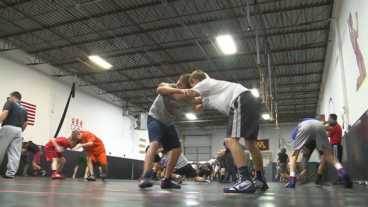 Pinnacle Wrestling School