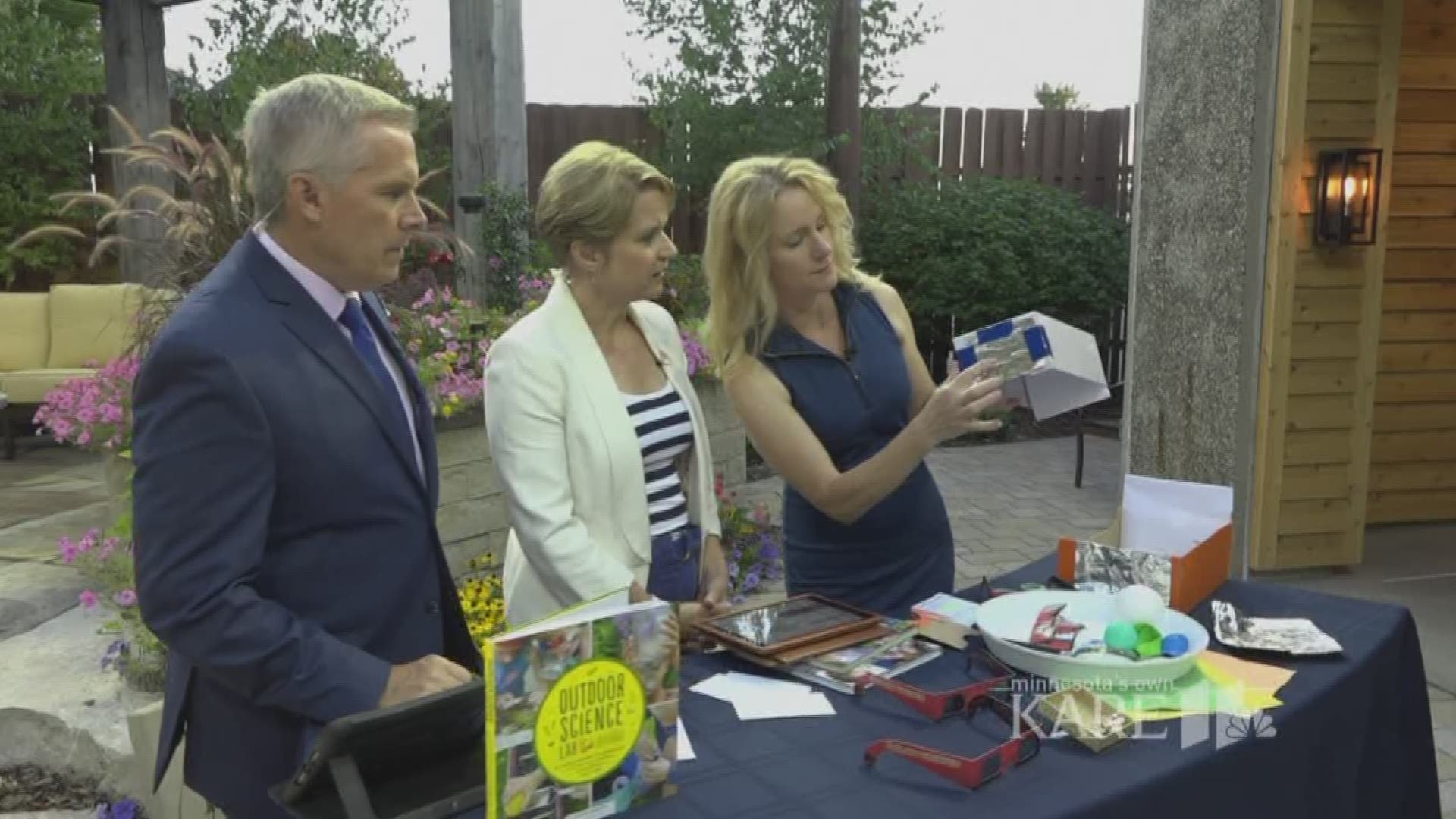 Diy Solar Eclipse Viewing From The Kitchen Pantry Scientist Kare11 Com