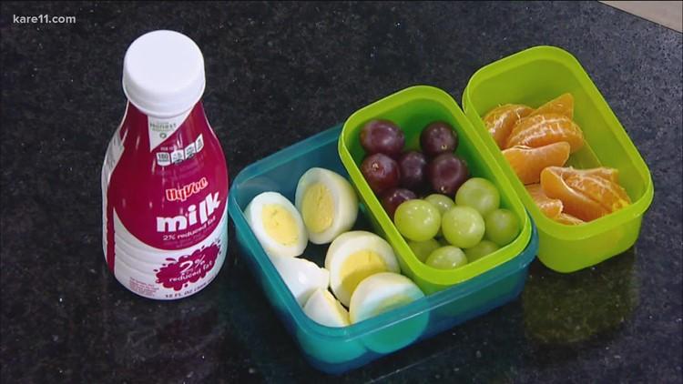Breakfast Break: Power breakfasts from Hyvee