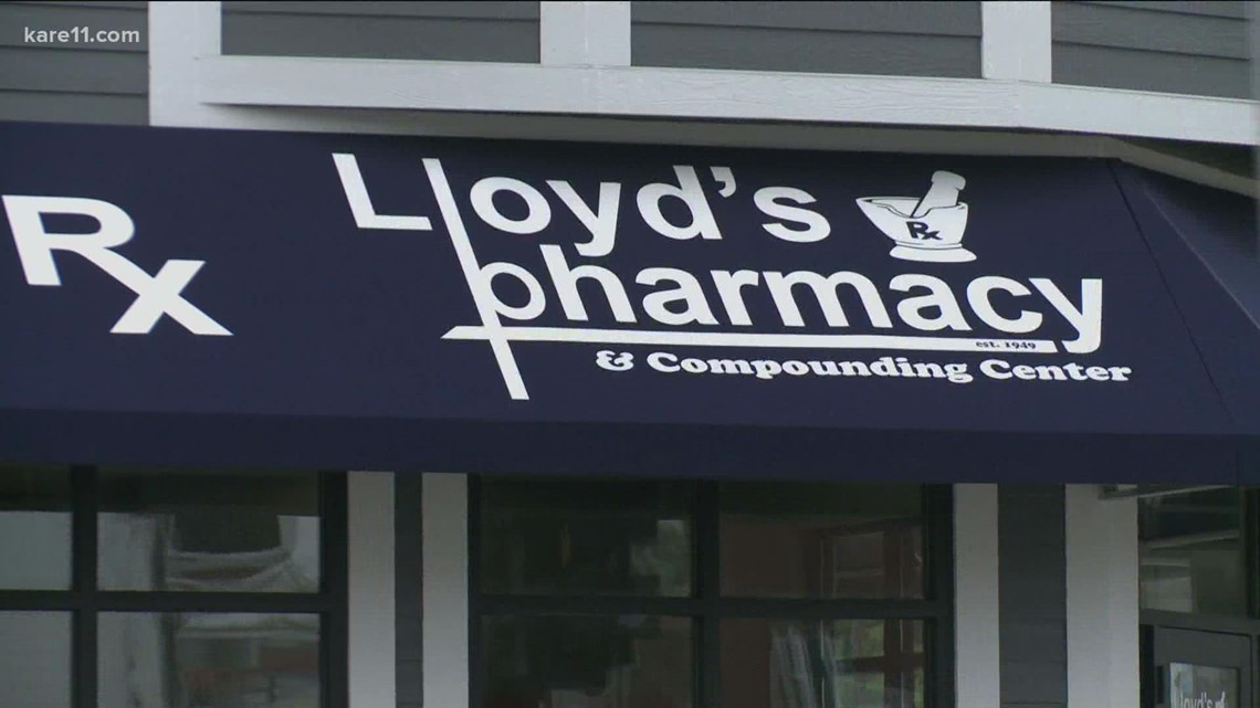 Pharmacy destroyed in last year's unrest reopens in St. Paul