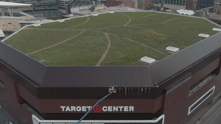 Target Center a home for Minnesota sports, entertainment, and the bees
