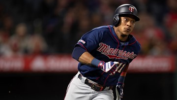 Twins whip Angels 8-3, seventh win in eight games