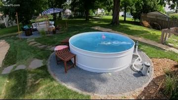 Grow with Kare: Stock tank pools
