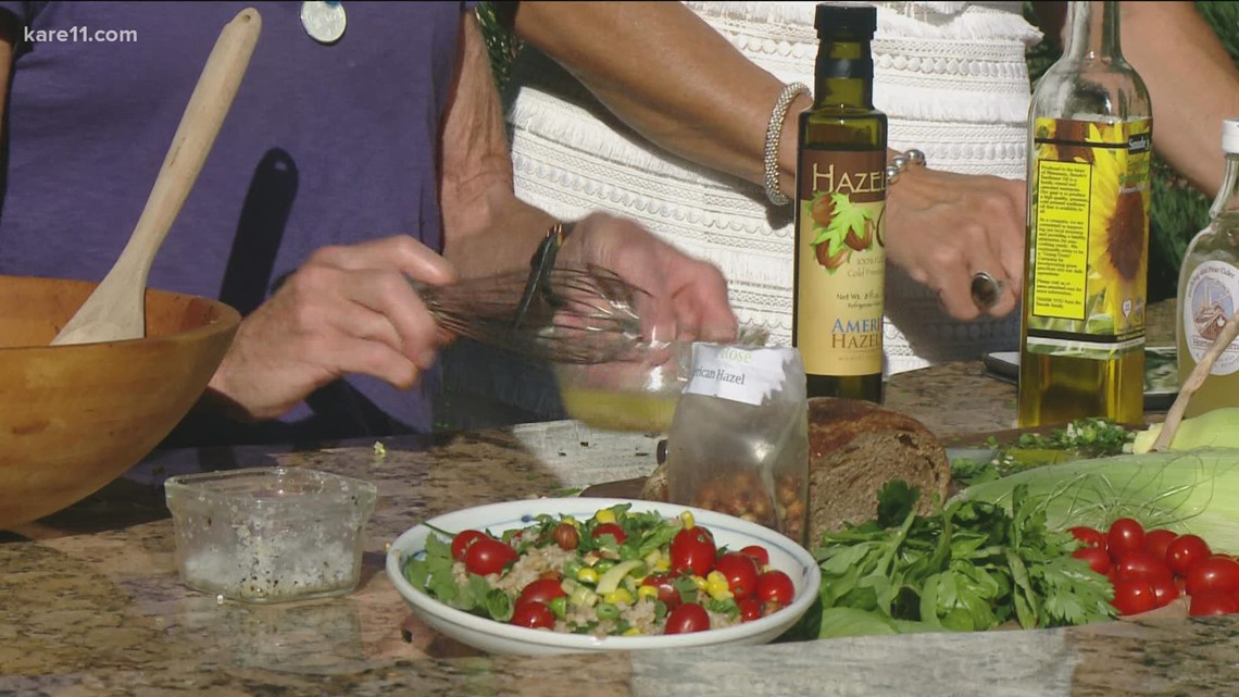RECIPE: Forever Green Grain Salad from Beth Dooley
