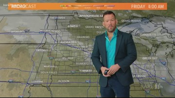 Late morning weather 11-15-2019