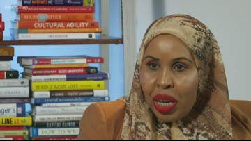 St. Cloud teacher and author writes book for children wearing hijabs