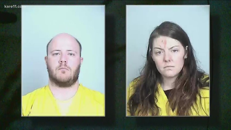 Elk River couple sentenced to 40 years in 8-year-old daughter's death
