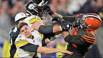 What the Browns-Steelers fight means for football