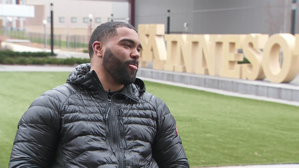 EXTENDED INTERVIEW: Gophers wrestler Gable Steveson ready to take on the world in Tokyo