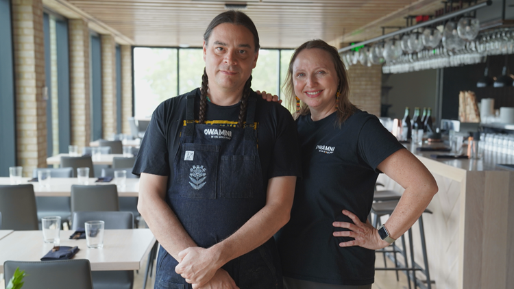 The Sioux Chef's Indigenous restaurant Owamni is now open