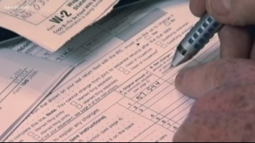 'Tis the season: Tax scams target the elderly