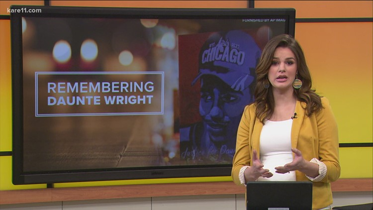 The community mourns Daunte Wright