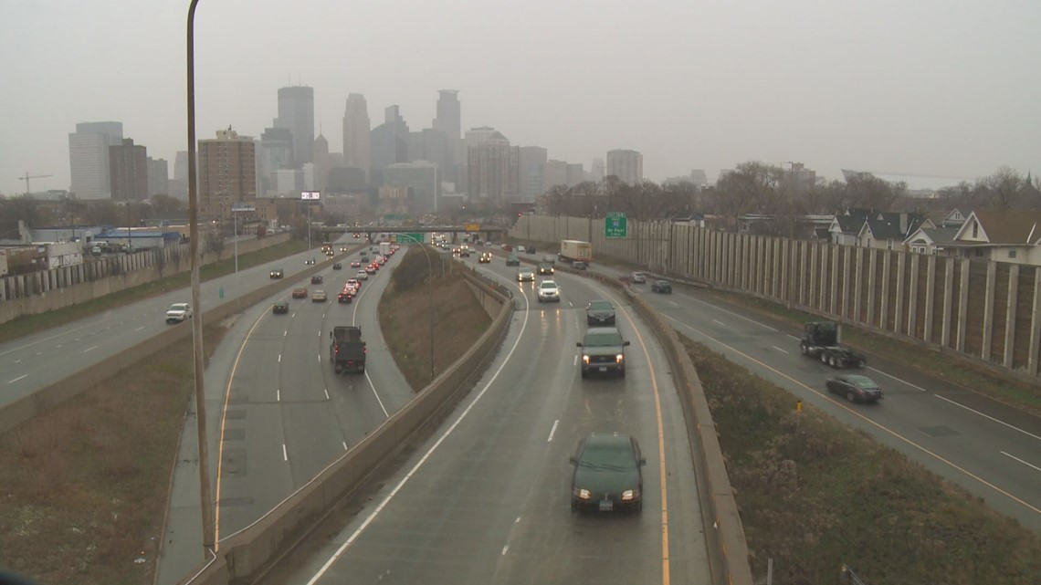 Minnesota drivers among worst in country, study says