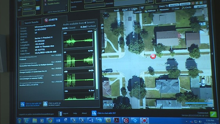 St. Paul debates gunfire detection technology