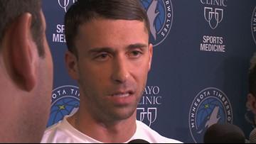 Wolves seek new basketball boss; Layden, Saunders still TBD