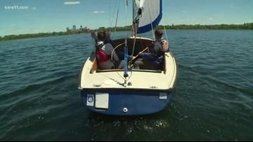 Minneapolis Sailing Center kicks off summer sailing season
