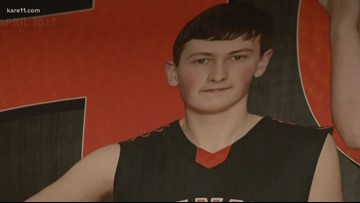 Henning basketball honors teammate at tourney