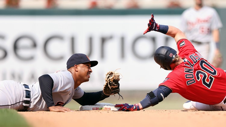 Tigers-Twins doubleheader rained out; twinbill on Saturday