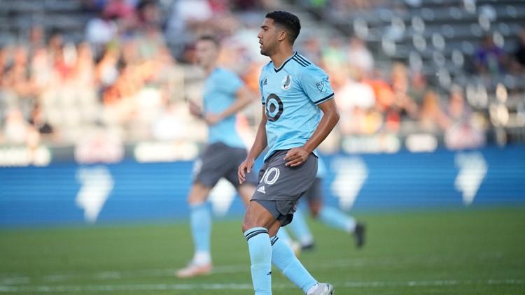 Reynoso's 2 goals help Minnesota United beat Galaxy 3-0